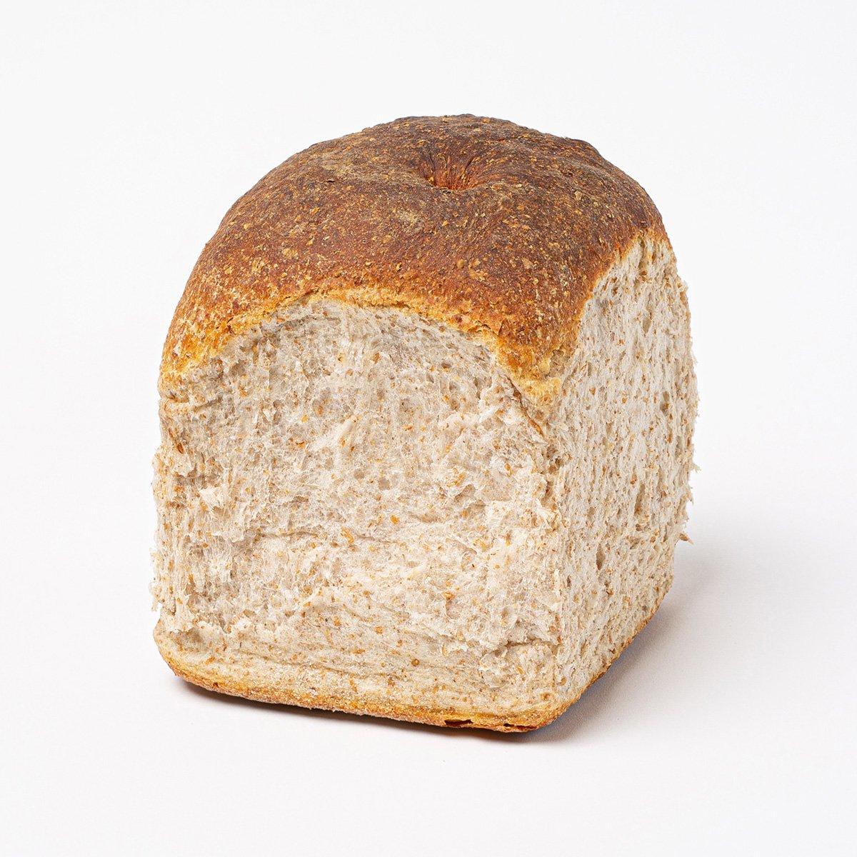 Plain Wholemeal Batch Loaf