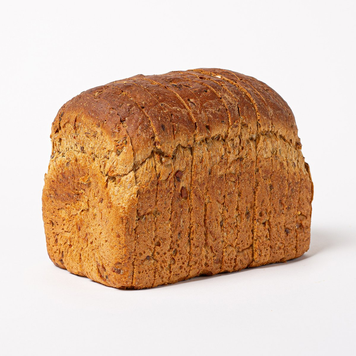 Sliced Multiseed Loaf